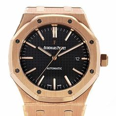 Men's Certified Pre-Owned Watches - Audemars Piguet Royal Oak automaticselfwind mens Watch 15400OROO1220OR01 Certified Preowned * You can find out more details at the link of the image. (This is an Amazon affiliate link)