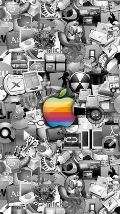 Apple Logo1 iPhone 5 Wallpaper