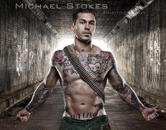 alex minsky images | Alex Minsky, modelo, veterano de guerra e tatuado , 5.0 out of 5 based ...
