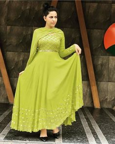 Can be customized as per choice For details and price DM whatsapp on 9559443355 Designer Anarkali Dresses, Designer Party Wear Dresses, Kurti Designs Party Wear, Sharara Designs, Punjabi Suits Designer Boutique, Indian Designer Suits, Boutique Suits, Embroidery Suits Punjabi, Embroidery Suits Design