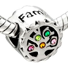 Mothers Day Tree Of Life Family Bead Charm Pandora