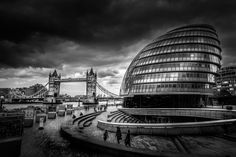 Photo London City Hall par Xavier Joly on 500px