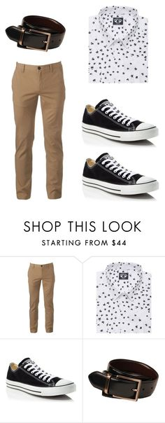 """outfit"" by imnotwhatyouwant on Polyvore featuring Urban Pipeline, Kenzo, Converse, Kenneth Cole, men's fashion e menswear"
