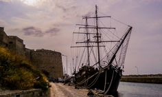 Kyrenia's Castle - North Cyprus by:Hassan Odime