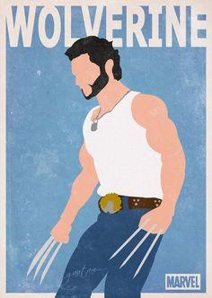 Wolverine (by Gautam Singh Rawat)