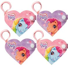 My Little Pony Notepads 4ct