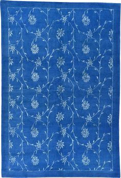 Blue Darya Area Rug