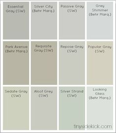 Best Neutral Paint Colors From Sherwin Williams And Behr Marquee For Home
