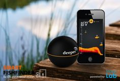 Sonar Ball Helps You Find All The Fish