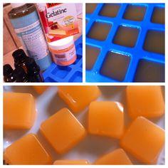 How To Make Homemade Lush Shower Jellies