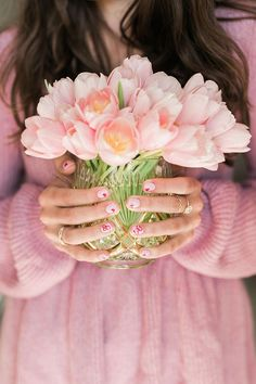 The official site of Lauren Conrad is a VIP Pass. Here you will get insider knowledge on the latest beauty and fashion trends from Lauren Conrad. Manicure, Mani Pedi, Nails, Lauren Conrad, My Flower, Flower Power, Imagenes Color Pastel, Romantic Makeup, Valentines Day Hearts