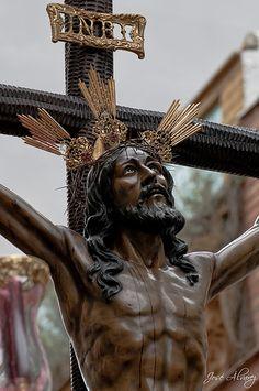 Cristo de la Expiración , obra de José Manuel Pérez Álvarez