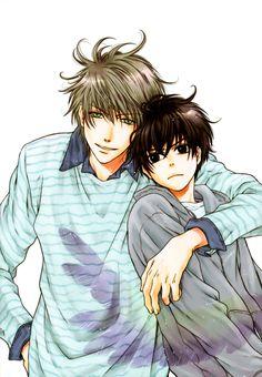 Чтение манги Больше, чем возлюбленные 7 - 19 - самые свежие переводы. Read manga online! - MintManga.com