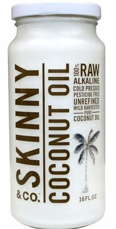 Is Skinny & Co. Coconut Oil the best there is?  It's in another league than other oils.  Check it out and let me know what you think.
