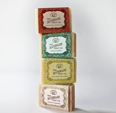 Individual Soap Bars - The Handmade Soap Company - €4.50