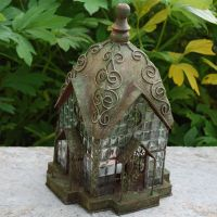 Windale Lantern. From my collectable series of inspired vintage-style lanterns.