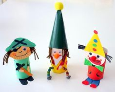 Carnival Crafts, Diy And Crafts, Arts And Crafts, Puppets, Costumes, Activities, Halloween, Paper, Outdoor Decor