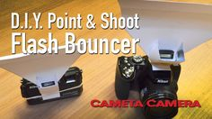 Check out our video on making a useful flash bouncer for almost any camera for pennies! https://www.youtube.com/watch?v=SFuWPvOiY9k … #photography #FreebieFriday