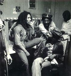 Bob Marley & Friends.....