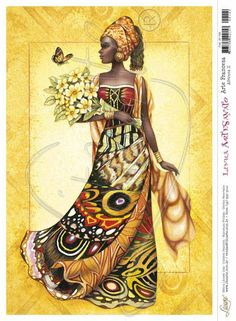 This Pin was discovered by Vik African Girl, African American Art, African Beauty, African Women, Afrique Art, African Paintings, Black Artwork, Black Women Art, African Design