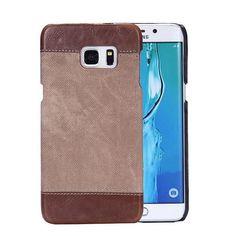 Cowboy Denim Canvas Phone Cases for Samsung Galaxy S6 S6 Edge Plus S7 S7 Edge Note 3 4 5