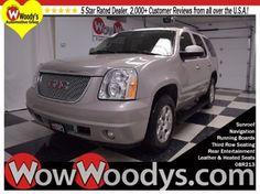 2008 GMC Yukon Denal