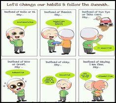 Follow Sunnah
