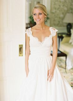 Southern Bride of the Month: Amy - Southern Weddings Magazine