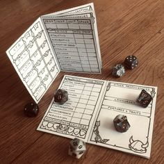 Dnd Character Sheet, Dungeon Master's Guide, Simple Character, Dnd 5e Homebrew, Dungeons And Dragons Homebrew, Print Fonts, Game Assets, Fantasy Rpg, Character