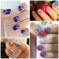 Shop your holidays nail wraps right here www.jenndunwoody.jamberrynails.net
