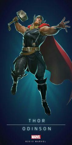 Thor no knee pads