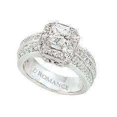 Liberty Diamonds ring-love it.