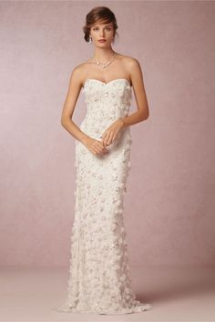 Ava Gown by Theia for BHLDN
