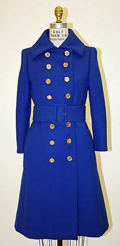 Coat Norman Norell (American, Noblesville, Indiana 1900–1972 New York)