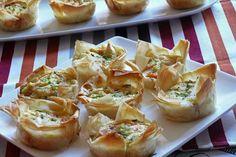 Tartaleta de salmon y calabacin una receta muy sencilla de preparar para sorprender a tus invitados o llevar a tus amigos