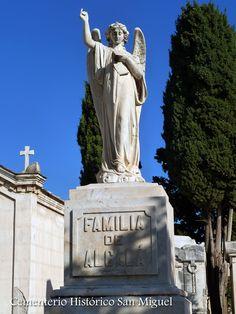 Cementerio Histórico San Miguel. Malaga, Andalusia (Spain).   https://www.facebook.com/cementeriohistoricosanmiguel https://twitter.com/CementSanMiguel https://plus.google.com/+CementeriohistoricosanmiguelEsMalaga