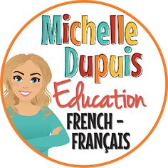 Browse over 330 educational resources created by Michelle Dupuis Education French Francais in the official Teachers Pay Teachers store. French Verbs, French Teacher, Teaching French, Communication Orale, Primary Teaching, Teaching Ideas, French Summer, French Resources, Language Activities