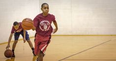 My grandsons last basketball of the season.