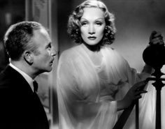 Marlene Dietrich  And John Hilliday - Desire (1936)
