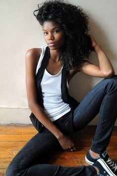 Real Skinny Black Girl And Rocking It Being Skinny Can Be Hard