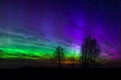 Virmalised 18.03.15 - Aurora Borealis 18.03.15