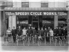 Speedy Cycle