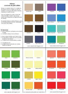 1000 images about paleta de colores para ambientar un - Paleta de colores titanlux ...