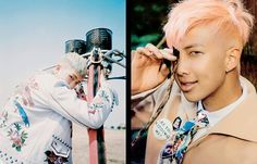 BTS The Most Beautiful Moment in Life (화양연화) Photoshoot vs Young Forever Photoshoot | Rap Monster
