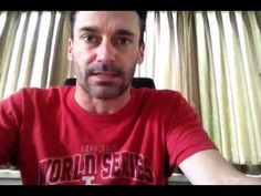 Ask a Grown Man with Jon Hamm. [Watching this, my platonic crush has reached epic levels. ~eag]