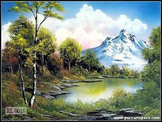 paintings of nature - Google Search
