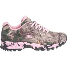 Realtree Girl Women's Mamba Hiking Shoes I have these, but with orange  trim. Not