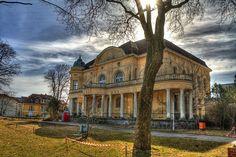 Kühlungsborn - alte Villa Baltic / abandoned mansion
