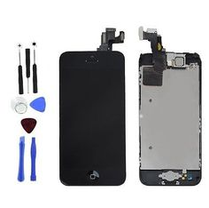 23959 general-for-sale LCD Lens Touch Screen Display Digitizer Assembly Replacement for iPhone 5C Tools  BUY IT NOW ONLY  $56.49 LCD Lens Touch Screen Display Digitizer Assembly Replacement for iPhone 5C Tools...