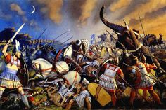 Alexander the Great Invades India